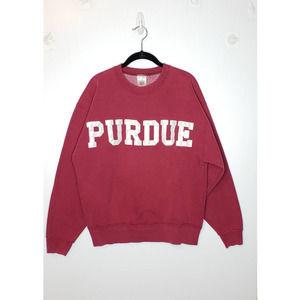 Vintage Purdue Boilermakers Crewneck Sweatshirt
